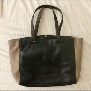Marc by Marc Jacobs color block tote